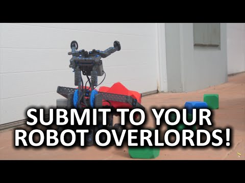 VEX IQ Super Kit - Do you want to build a robot?