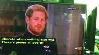 Princ Harry ans Princess megahen markle