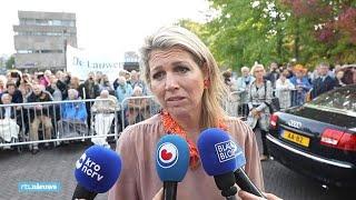 Máxima over bakfietsdrama Oss: 'We hebben geen woorden. Het is vreselijk' - RTL NIEUWS