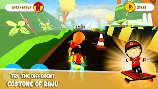Mighty Raju 3D Hero Android game