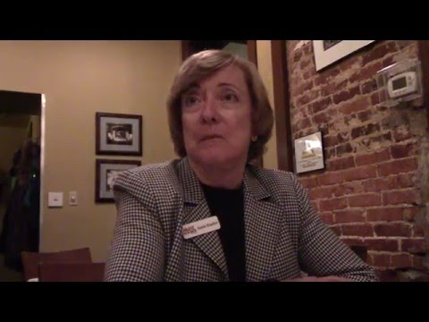 Amie Hoeber speaks to Frederick County Young Republicans - Part 2