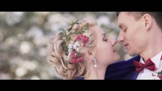 Свадебный клип Марина и Костя. Свадьба Хабаровск 11.02.2017