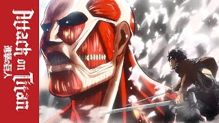 Attack on Titan - Official Clip - After 5 years the Colossal Titan Returns