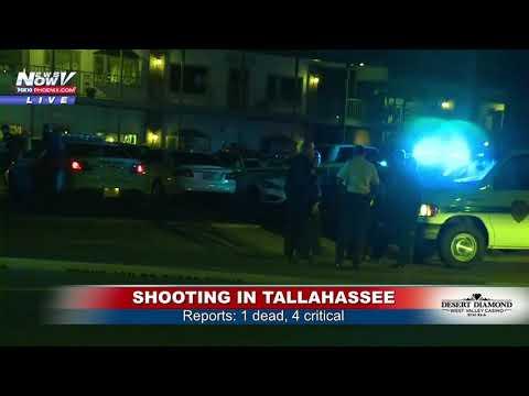 TALLAHASSEE SHOOTING: Gunman kills 1, injures 4 before killing himself (FNN)