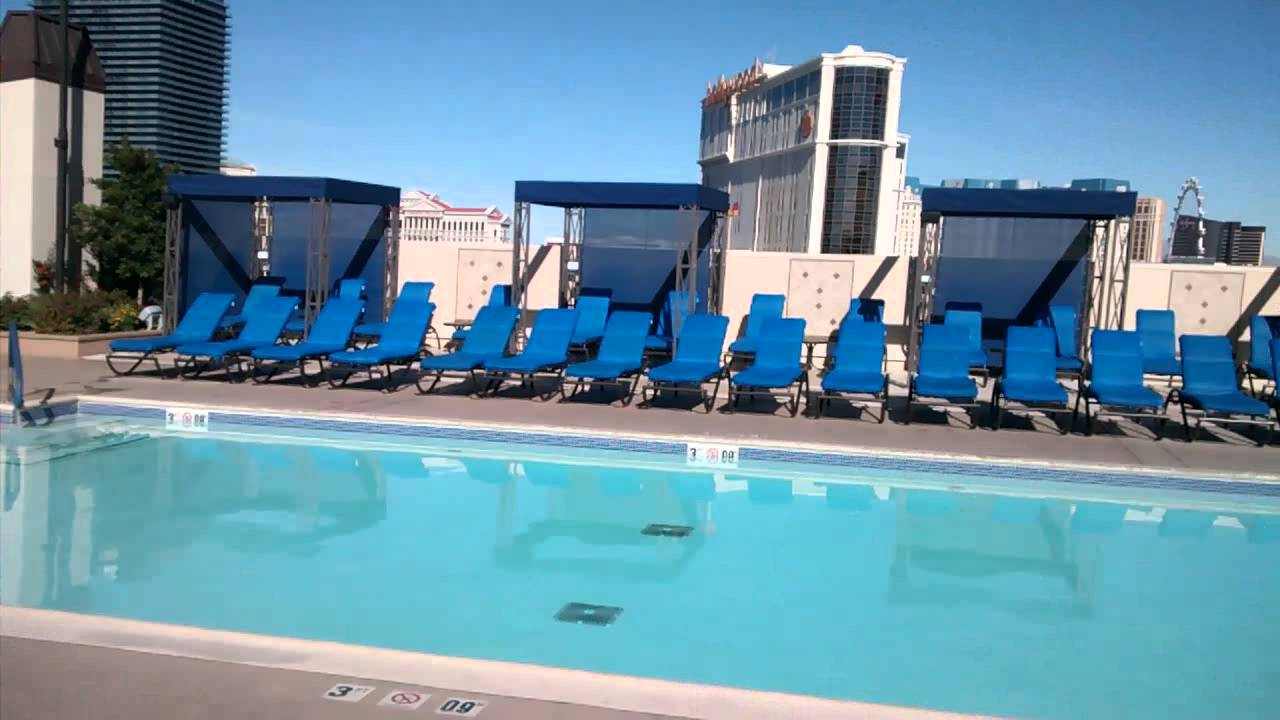 polo towers in las vegas rooftop pool review youtube. Black Bedroom Furniture Sets. Home Design Ideas