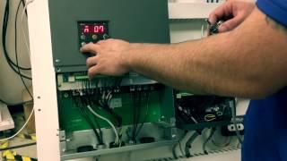 Hyundai N700e VFD Speed Potentiometer Calibration