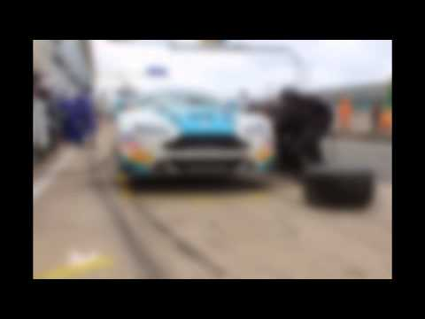 Blancpain Endurance Series - Silverstone #44 Aston Martin Pit Stop