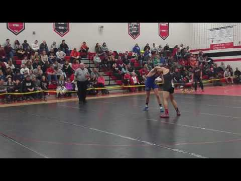 Alex vs. Brookside High School