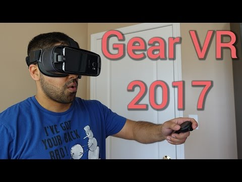 Samsung Gear VR Review (2017 Model)