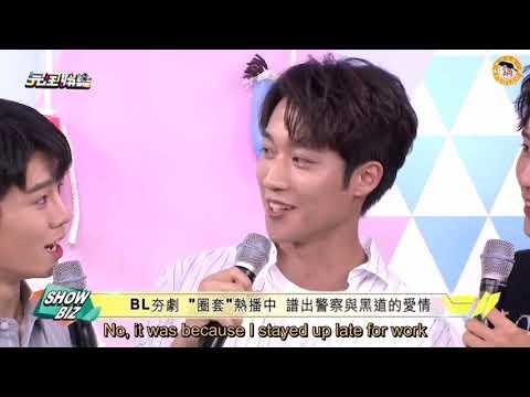 [Eng Sub] Showbiz Entertainment Live with Trap Cast (150519)
