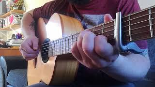 Killing Me Softly (Roberta Flack/The Fugees) Fingerstyle Guitar Arrangement