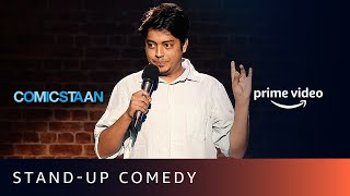 Best of Aakash Gupta Stand-up Comedy | Comicstaan Season 2 | Amazon Prime Video