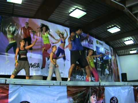 ZUMBA – IN – ACTION Sovata , Romania – Para no ver te mas