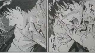 シンジとレイ【エヴァンゲンリオン】 綾波レイ 動画 24