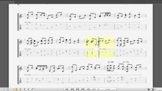 Tông Hua Guitar Solo Pro tab