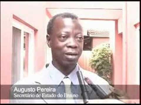 Fórum sobre Educação - Guiné Bissau