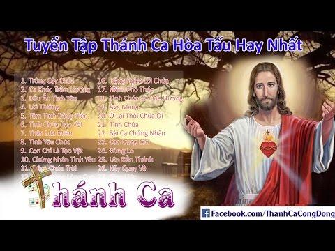 Thánh Ca Hòa Tấu Hay Nhất | Thánh Ca Không Lời Chọn Lọc