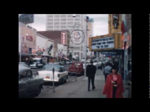 Downtown Jackson, MS 1958.wmv