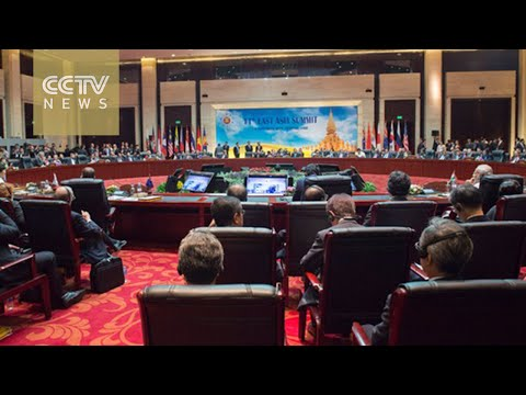 East Asia Summit: Leaders seek cooperation on infrastructure