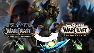 Rogue Changes I Would LOVE To See In Shadowlands -  Rogue PvP WoW: Battle For Azeroth 8.3