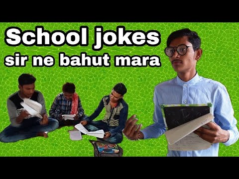 Full Comedy With New Sir // Teacher And Students Fun // Funny School Class