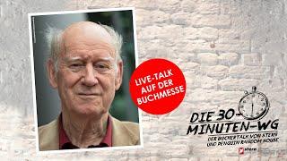 Franz Hohler über »Der Enkeltrick«   Die 30-Minuten-WG   Frankfurter Buchmesse 2021
