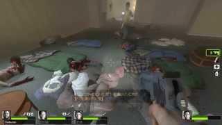 PC版Left4Dead2を久々にプレイしてみました。 このゲームは、4人で力を...