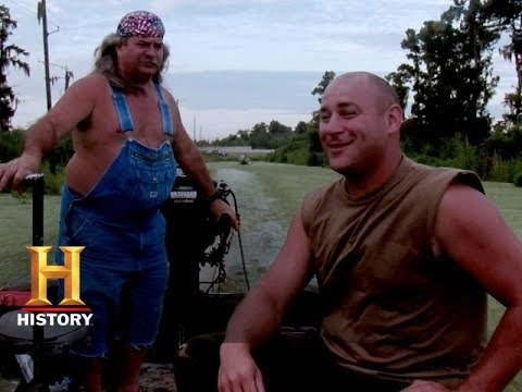 Swamp People: Ron and Bruce Have Boat Trouble (S6, E7)