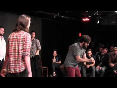 What I Did For Love - UCB NY Cagematch - April 3, 2014