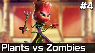 Plants vs Zombies Garden Warfare 2 Po Polsku [#4] Agentka RÓŻA