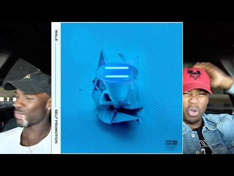 Wale - Self Promotion FIRST REACTION/REVIEW