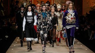 Dolce&Gabbana Fall Winter 2018/19 Women