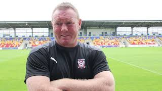 ✍️ Steve Watson speaks on Mark Beck loan and Reon Potts signing