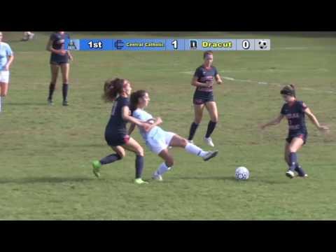 Girls Soccer vs. Central Catholic 9-20-16