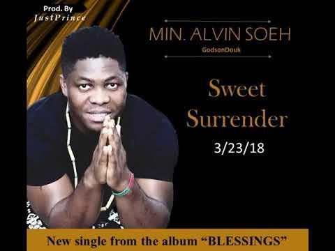 Liberian Gospel Music - Sweet Surrender - Min Alvin Soeh