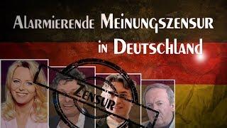 Alarmierende Meinungszensur in Deutschland [Medienkommentar]
