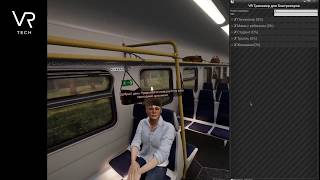 Ticket Inspector VR | VR Тренажер контролёров