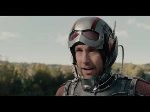 Ant Man Best Funny Scenes