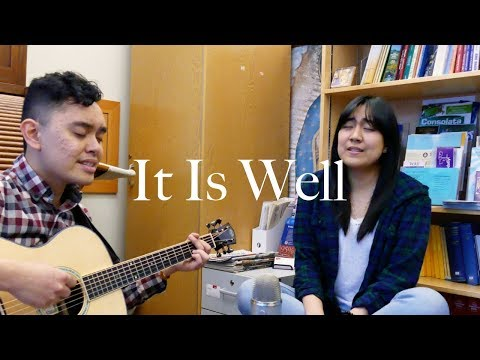 It Is Well - Bethel Music | Acoustic Cover by Joseph San Jose and Paula Manrique