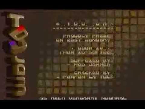 Razor 1911 - TDU Jam Intro #2 (DOS) 1995