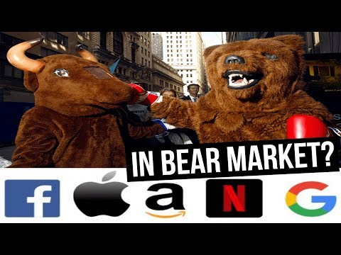 Are FAANG Stocks in Trouble in 2018 ?? Facebook, Apple, Amazon, Netflix, Google