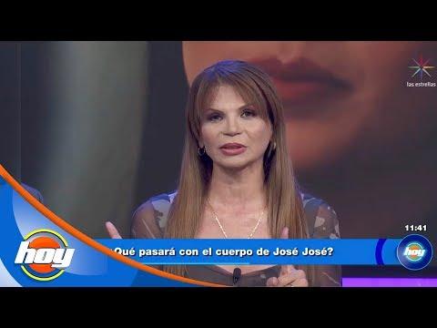 Mhoni Vidente nos dice dónde está el cuerpo de José José   Ruleta Esotérica   Hoy
