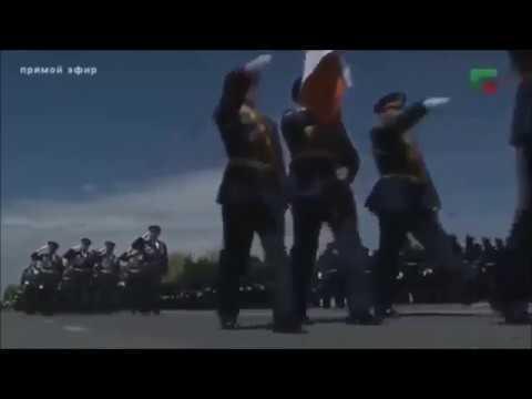 Chechnya 2017 Victory Day Parade