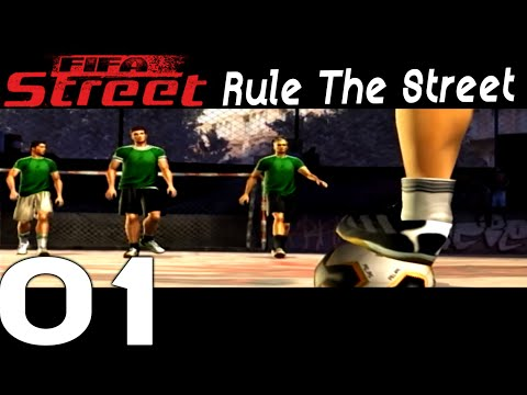 FIFA Street 2005 - Rule the Street - 'RivalNO' - Part 01
