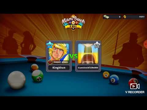 Gaming With  King Khan 8 Ballpool