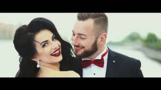 Красивое  свадебное видео
