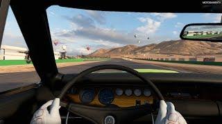 Gran Turismo Sport VR - Dodge Super Bee '70 Gameplay