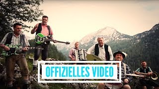 Alpenrebellen - Rock Mi (Offizielles Video)