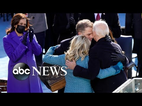 Inauguration Day, Migrant clash, Dino Selfie: The Week in Photos