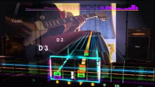 ACDC - Hells Bells (Rocksmith 2014 Playthrough Ps3)